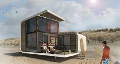 Vanaf 2016 kunt u bij ons een uniek slaapstrandhuisje op het strand van Nieuwvliet-Bad huren. De slaapstrandhuisjes zijn gelegen in het mooie Zeeuws Vlaanderen