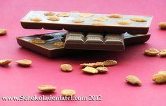 Vollmilchschokolade mit Honig-Salz-Mandeln