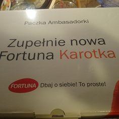 Przyszła paczka od streetcom z soczkami ☺#sok #sokfortuna #ambasadorka #testt #streetcom #sokFortuna #KarotkaPlus