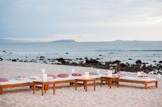 Photography: Joann Arruda Photography - jarrudaphotography.com  Read More: http://www.stylemepretty.com/destination-weddings/2014/10/17/elegant-beach-wedding-in-punta-mita-mexico/