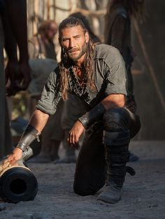 Black Sails, Charles Vane, Season 3 Ending