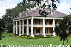 Houmas House Plantation and Gardens is so much more than just a tour of a grand antebellum estate