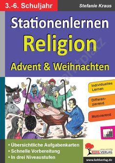 Stationenlernen Religion / Advent & Weihnachten - Seite 1