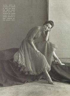 Vogue Italy Editorial Supplement A March 1991 - Christy Turlington by Steven Meisel