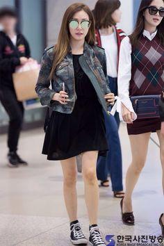 Tiffany Airport Fashion 2016