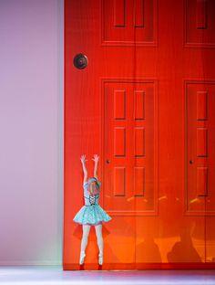ALICE (in wonderland), Cincinnati Ballet, April 2015 | James Kronzer, Scenic Designer