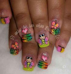 Summer Nails, Nail Art, Amanda, Spa, Beauty, Spring, Finger Nails, Ideas, Polish Nails