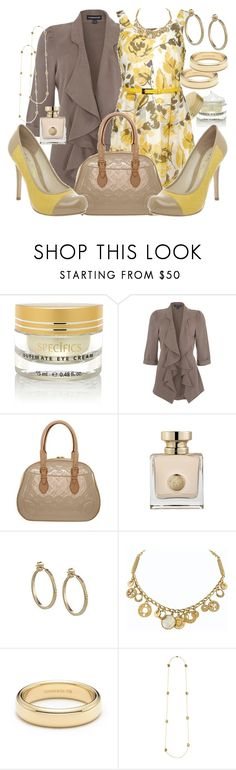 """""""Stevie Wonder ~ You Are The Sunshine Of My Life"""" by brickhouse1982 ❤ liked on Polyvore featuring Beauty by Clinica Ivo Pitanguy, Forever 21, Louis Vuitton, L.A.M.B., Versus, Christian Dior and Tiffany & Co."""