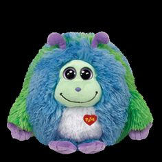 TY Beanie Monstaz. Benny (current). Suitable for ages 3+