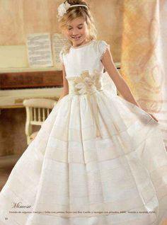 vestido de communion 2014 | MODA INFANTIL ROPA para niños ropa para niñas ropita bebes: 01/2013