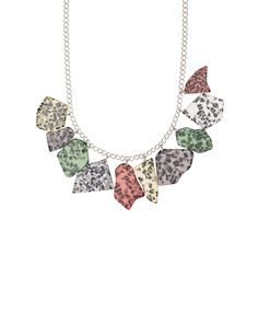 Crazy Paving Necklace