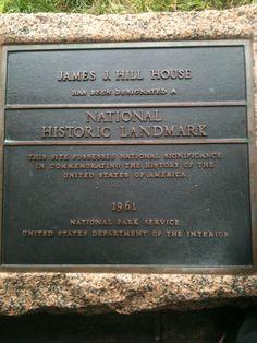 James J. Hill House - National Historic Landmark. St. Paul, MN.