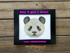 Cross Stitch Patterns Panda,Cross Stitch Books Panda Parade,Childrens Room