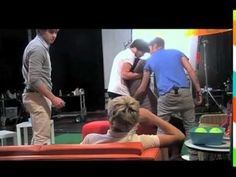 One Direction prank Nick on you gotta see this! Entire Clip