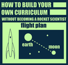 How to Build Your Own Homeschool Curriculum {without becoming a rocket scientist}