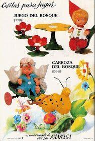 KEKAS Magazine: Los BARRIGUITAS del Bosque: el SILFO y la SÍLFIDE 90s Games, 1970s Dolls, Little Doll, My Memory, Retro, Vintage Dolls, Childhood Memories, Doll Clothes, Nostalgia