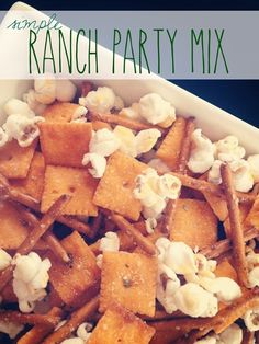 Ranch Party Mix - Shan Made