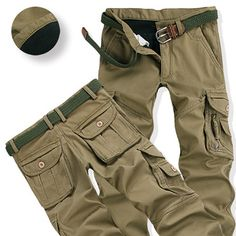 Cheap cargo pants, Buy Quality cargo pants fashion directly from China men's winter pants Suppliers: Mens Winter Pant Thick Warm Cargo Pants Casual Outwear Pockets Trousers Plus Size 38 40 Fashion Loose Baggy Pant for Worker Men Cargo Pants Men, Mens Joggers, Casual Pants, Khaki Pants, Men Casual, Mens Waterproof Winter Boots, T Power, Pantalon Cargo, Shops