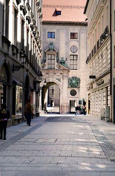 München im April
