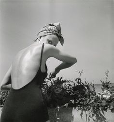 Coco on the terrace, Neuilly, June 1938 Jacques-Henri Lartigue