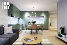 Vzorový byt v projektu Blumentál - Rules architekti
