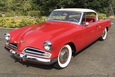 Bid for the chance to own a 1953 Studebaker Commander Starliner at auction with Bring a Trailer, the home of the best vintage and classic cars online. Pontiac Gto, Chevrolet Camaro, Mustang Cars, Ford Mustang, 1966 Gto, 1966 Chevelle, Car Man Cave, Street Racing, Classic Cars Online