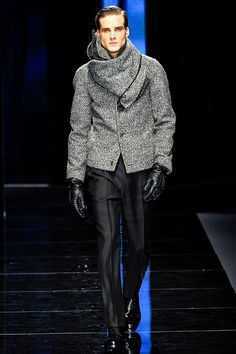 Salvatore Ferragamo - I know someone who snood love this jacket!