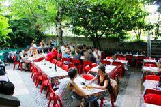 The Best Terraces of Lausanne: Café de l'Evêché Ski Weekends, French Online, Lausanne, Switzerland, Improve Yourself, Dolores Park, Road Trip, Around The Worlds, Good Things