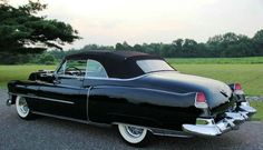 1953 Cadillac Series Sixty-Two Convertible