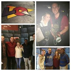 When your office #teambuilds by playing #laserquest! Yeahhh we're pretty cool! #theicongroups #nashville