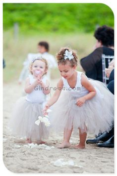 Perfect length for flower girl dresses