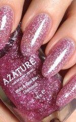 pink azature diamond polish