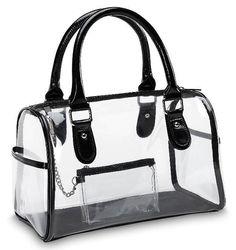 Love Clear Bags