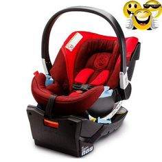 #carseats The all new #Cybex Aton 2 Infant Car Seat brings new safety innovations to the U.S. Market!Side impact protection has been optimized with side protecto...