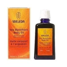 Weleda Sea Buckthorn Body Oil was rated 4.7 out of 5 by makeupalley.com's members.  Read 61 consumer reviews.