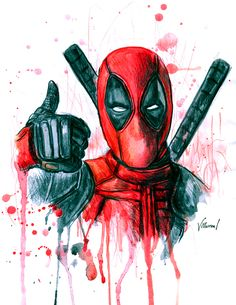 DeviantArt is the world's largest online social community for artists and art enthusiasts, allowing people to connect through the creation and sharing of art. Marvel Fan Art, Marvel Avengers, Marvel Comics, Deadpool Hd Wallpaper, Deadpool Pictures, Avatar Poster, 16 Tattoo, Deadpool Pikachu, Wow Art
