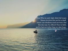 morning prayer nori don