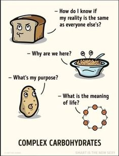 Image result for complex carb funny
