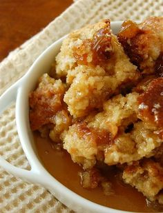Oatmeal Raisin Bread Pudding Recipe on Yummly. @yummly #recipe