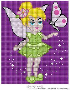 Схемы | VK Cat Cross Stitches, Cross Stitch Charts, Knitted Jackets Women, Crochet Mouse, Peter Pan, Cross Stitch Flowers, Plastic Canvas Patterns, Christmas Cross, Tinkerbell