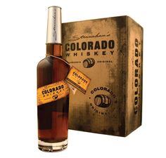 Stranahan's Colorado Whiskey - one of my favorite Colorado beverages!
