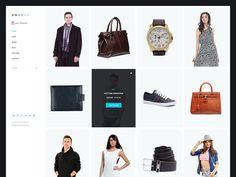 Amadea   Multi-Concept E-commerce Html Template Html Templates, Ecommerce, Online Business, Web Design, Concept, Landing, Archive, Design Web, E Commerce