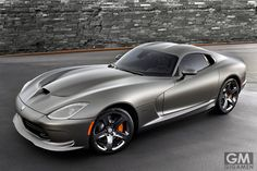 DODGE Viper GTS Anodized Carbon Special Edition