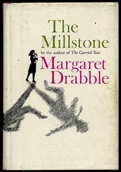 The Millstone by Margaret Drabble 1965 novel about an unwed mother who keeps her child. Heard discussion on NPR, sounded interesting... http://www.amazon.com/dp/B001KUY6WC/ref=cm_sw_r_pi_dp_W308ub1KD7HXY