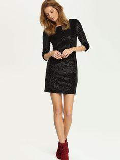 Rochie Top Secret Exquisite Black - https://tidy.ro/produs/rochie-top-secret-exquisite-black/
