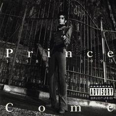 Prince - Come on LP December 13 2016