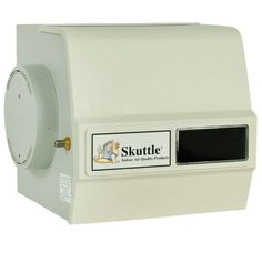 The Skuttle is a drum humidifier that adds balanced moisture and healthy humidity to homes up to square feet.