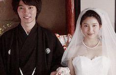 "Wedding<3 Kento Yamazaki x Tao Tsuchiya, the final ep, J Drama ""Mare"". Sep/26/'15 http://www.drama.net/mare [Eng. sub]"