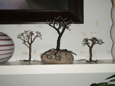 ... diy wire tree bonsai how to make twisted wire tree sculpture tutorials