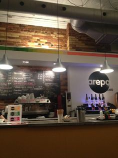 Arepa Cafe in Toronto, ON